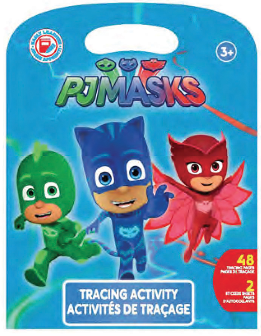 PJ Masks-Livre d'activités