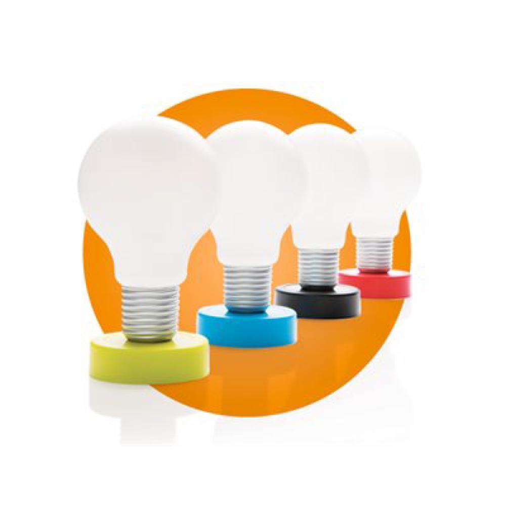 Lampe LED à poussoir assorties