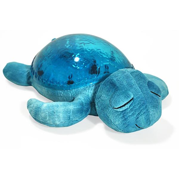 Veilleuse Tortue tranquille bleue