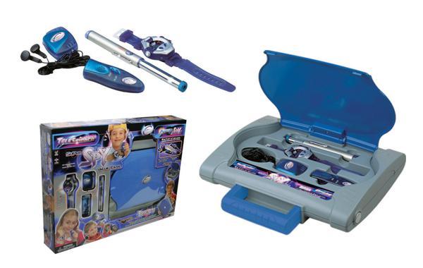 mallette de super espion club jouet achat de jeux et jouets prix club. Black Bedroom Furniture Sets. Home Design Ideas