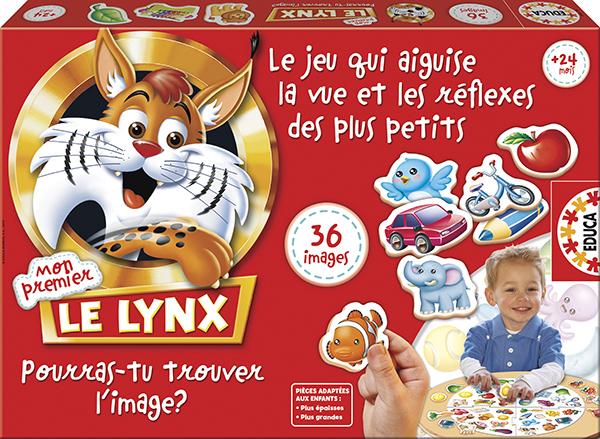Educa - Mon premier Lynx 36 images Version française