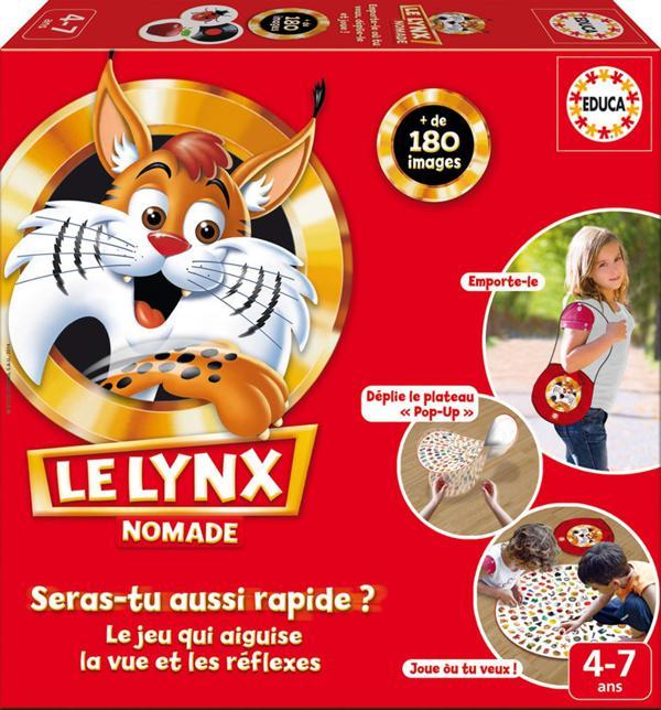 jeu le lynx nomade club jouet achat de jeux et jouets. Black Bedroom Furniture Sets. Home Design Ideas