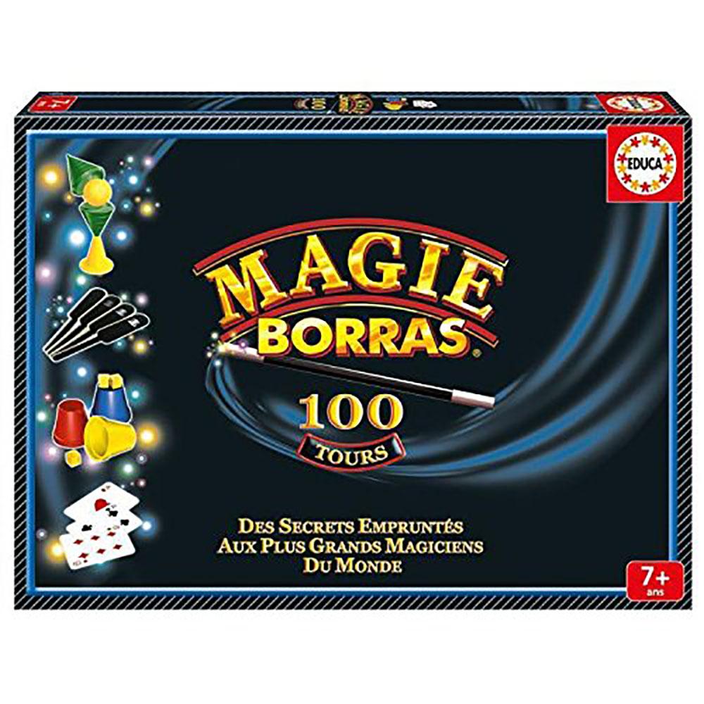 Magie Borras 100 Tours