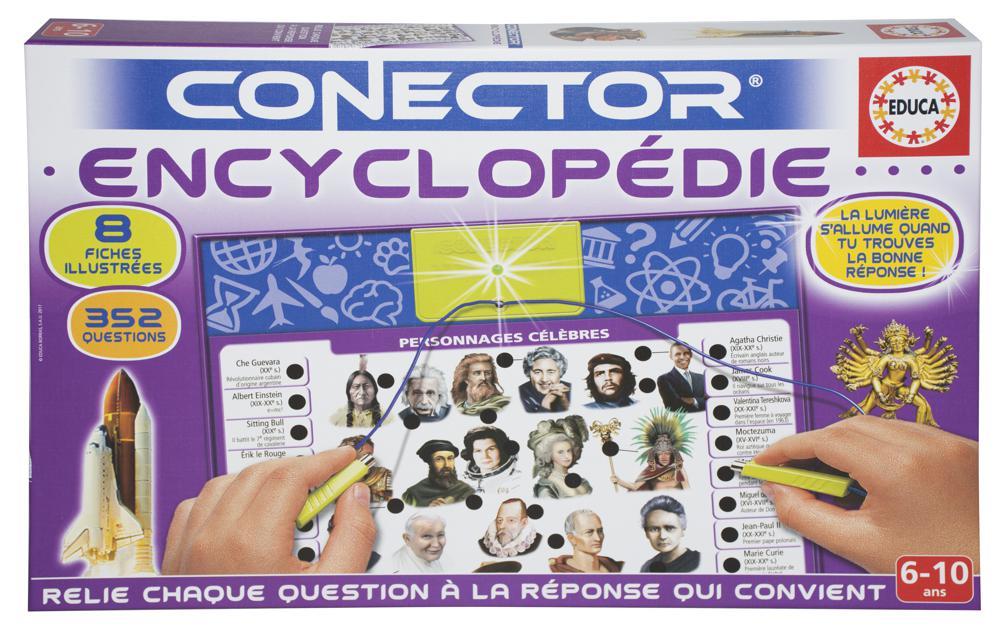 Educa - Conector Encyclopédie Version française