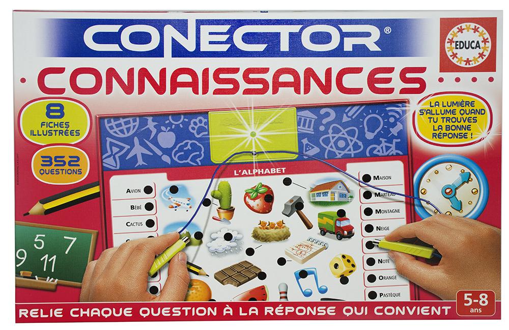 Educa - Conector Connaissances Version française