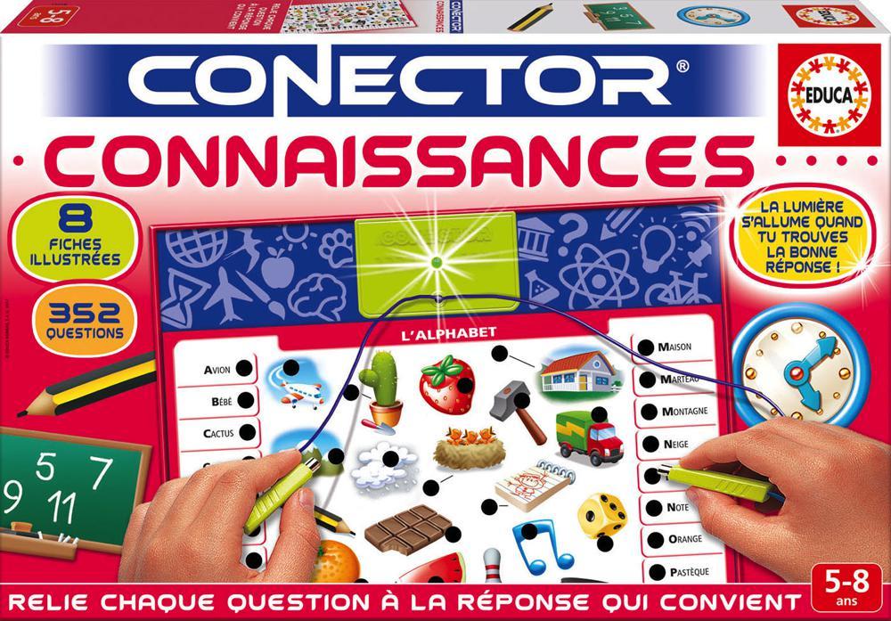 Educa - Conector Connaissances