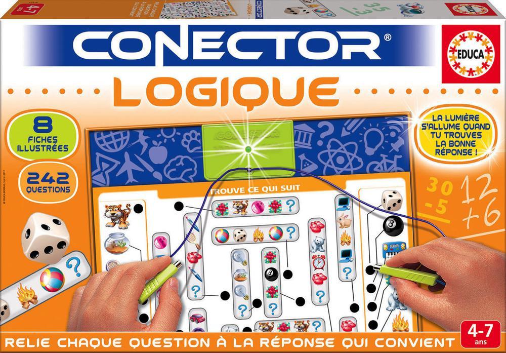 Educa - Conector Logique Version française