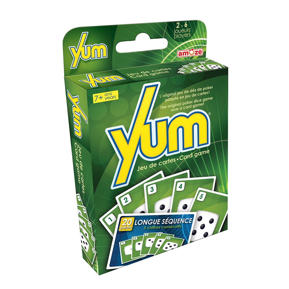 jeu yum jeu de cartes club jouet achat de jeux et jouets prix club. Black Bedroom Furniture Sets. Home Design Ideas
