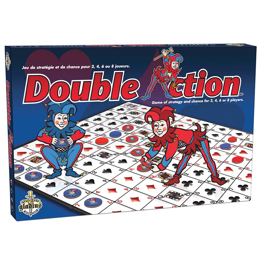 Jeu Double action