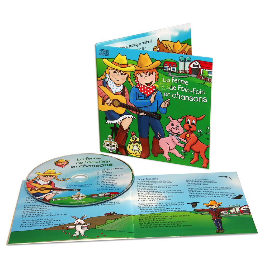 Gladius CD La ferme de Foin-Foin