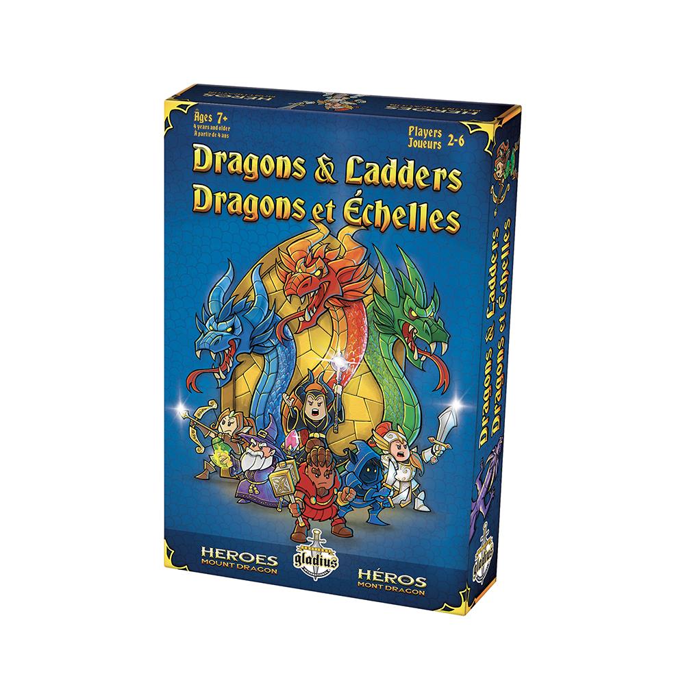 Jeu Dragons et Échelles