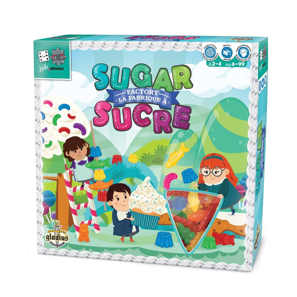 Jeu La fabrique à sucre