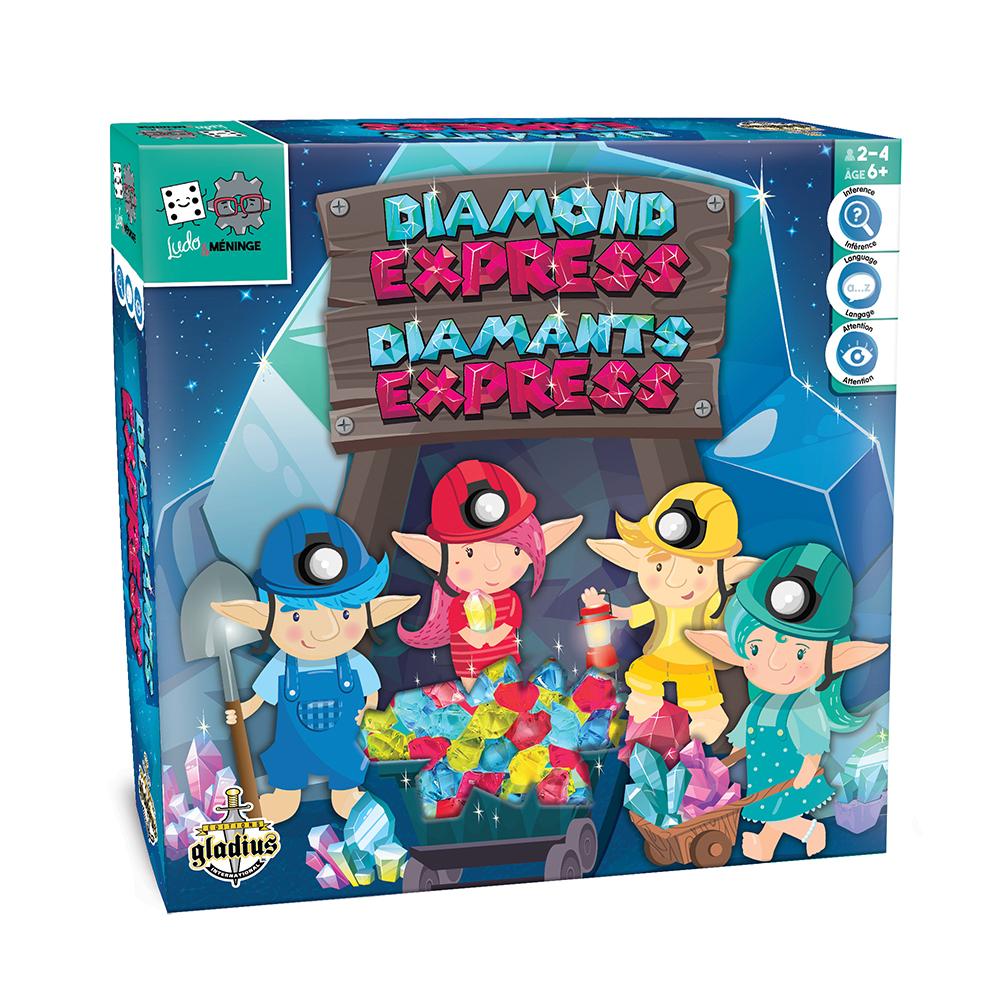 Jeu Diamants Express