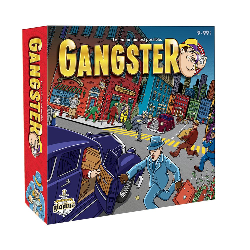Jeu Gangster - Nouvelle édition