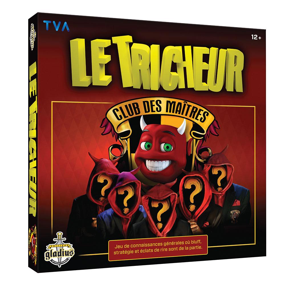 Jeu Le Tricheur - Le Club des maîtres