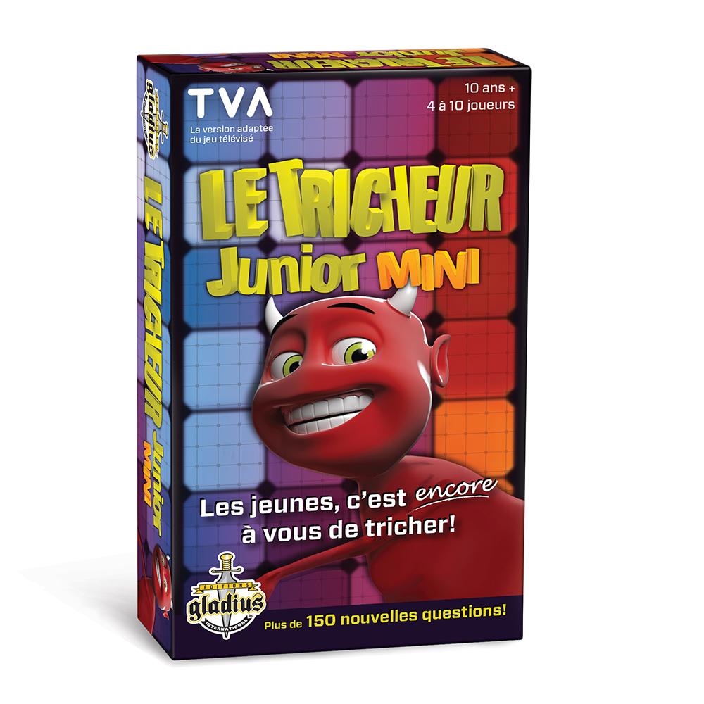 Jeu Le Tricheur - Junior mini Version française