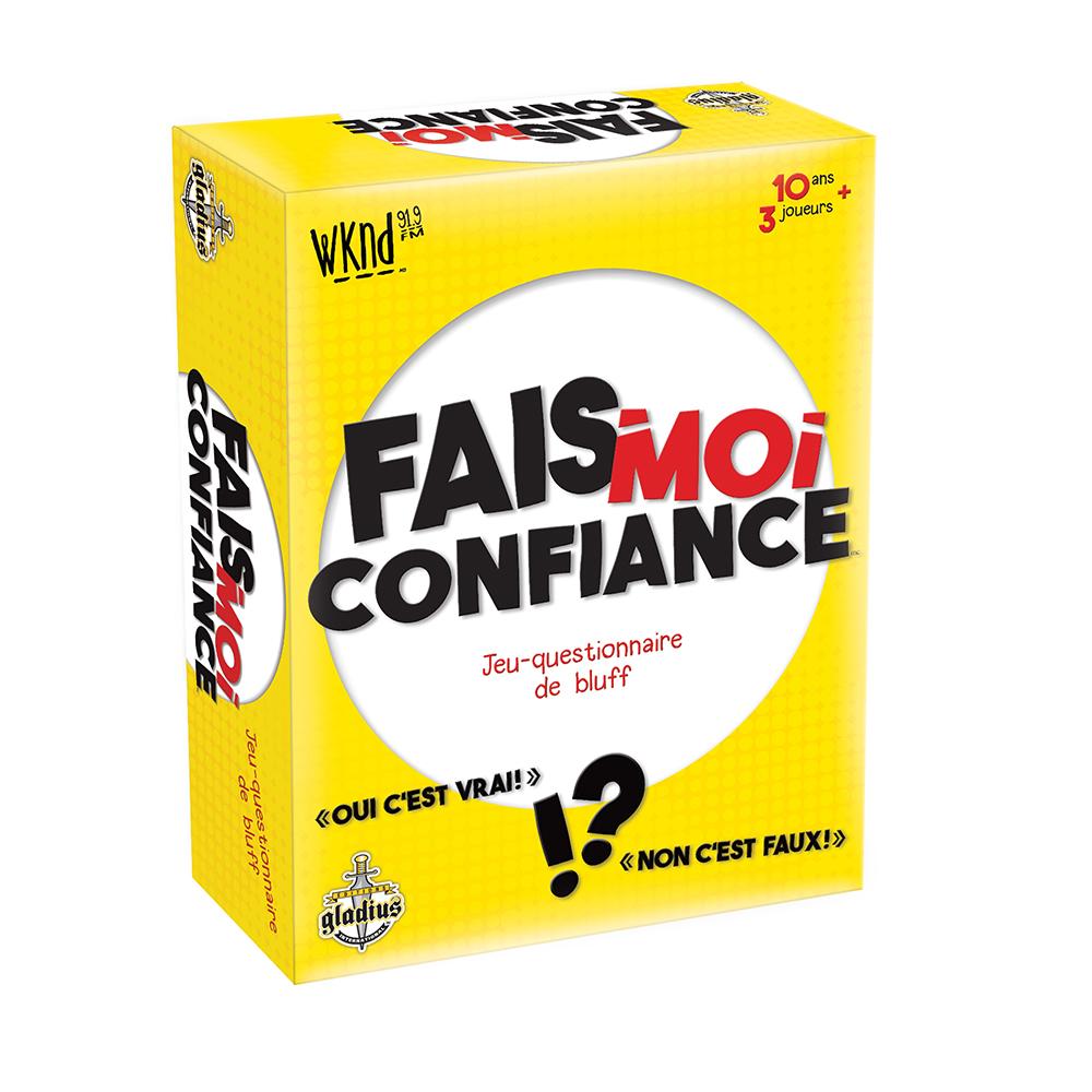 Jeu Fais-moi confiance Version française