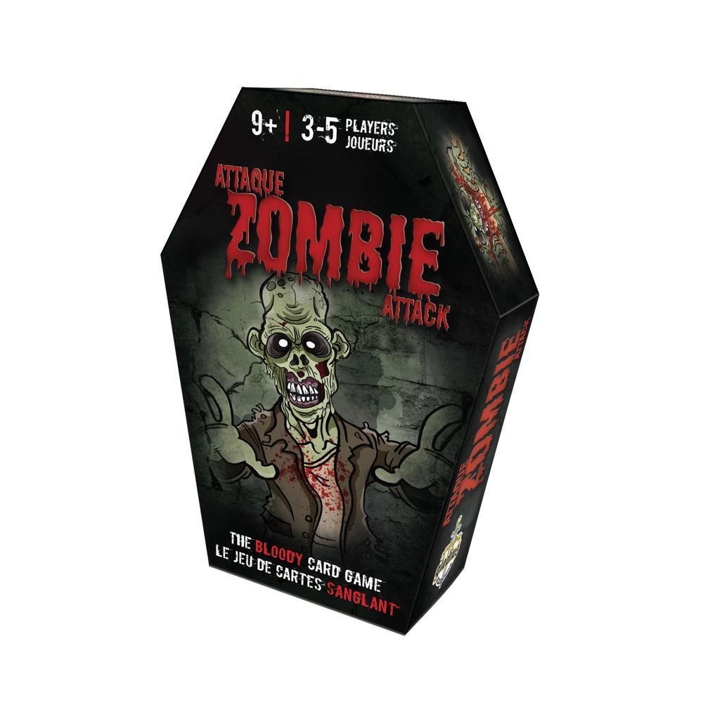 Jeu Attaque Zombie