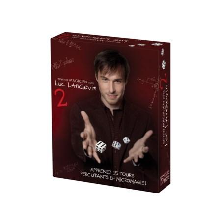 Jeu Devenez Magicien avec Luc Langevin 2