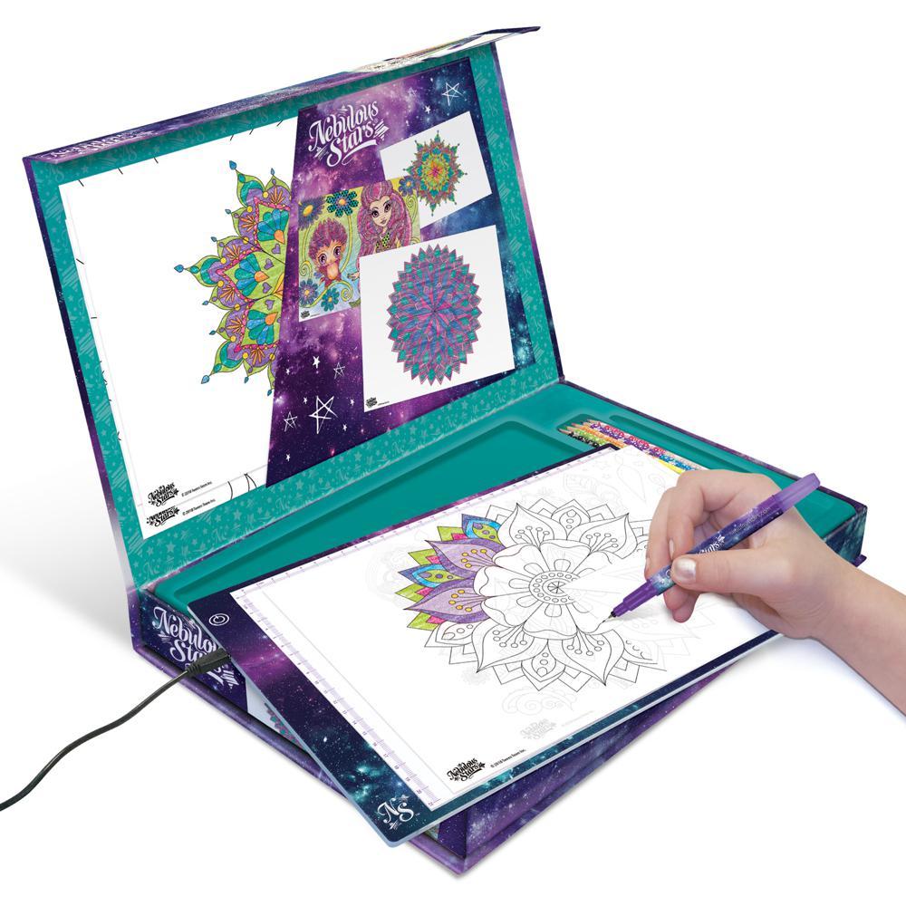 Nebulous Stars - Tablette lumineuse de dessin