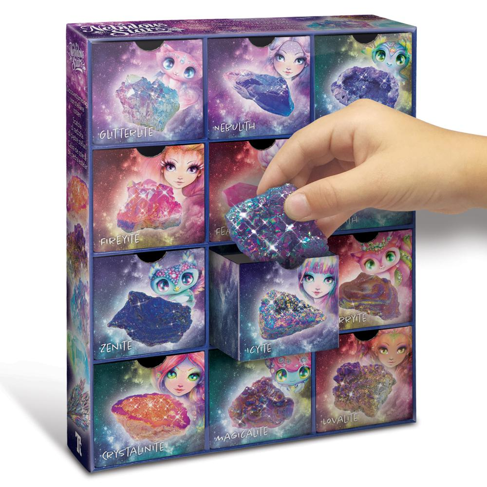 Nebulous Stars - Coffret Collection de pierres stellaires