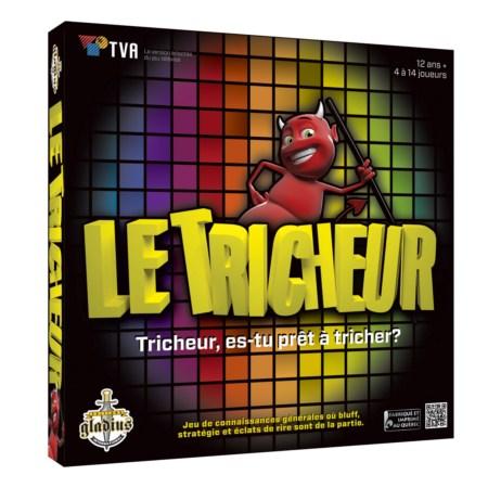 Jeu Le Tricheur