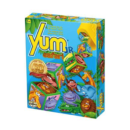 Jeu Yum safari Junior