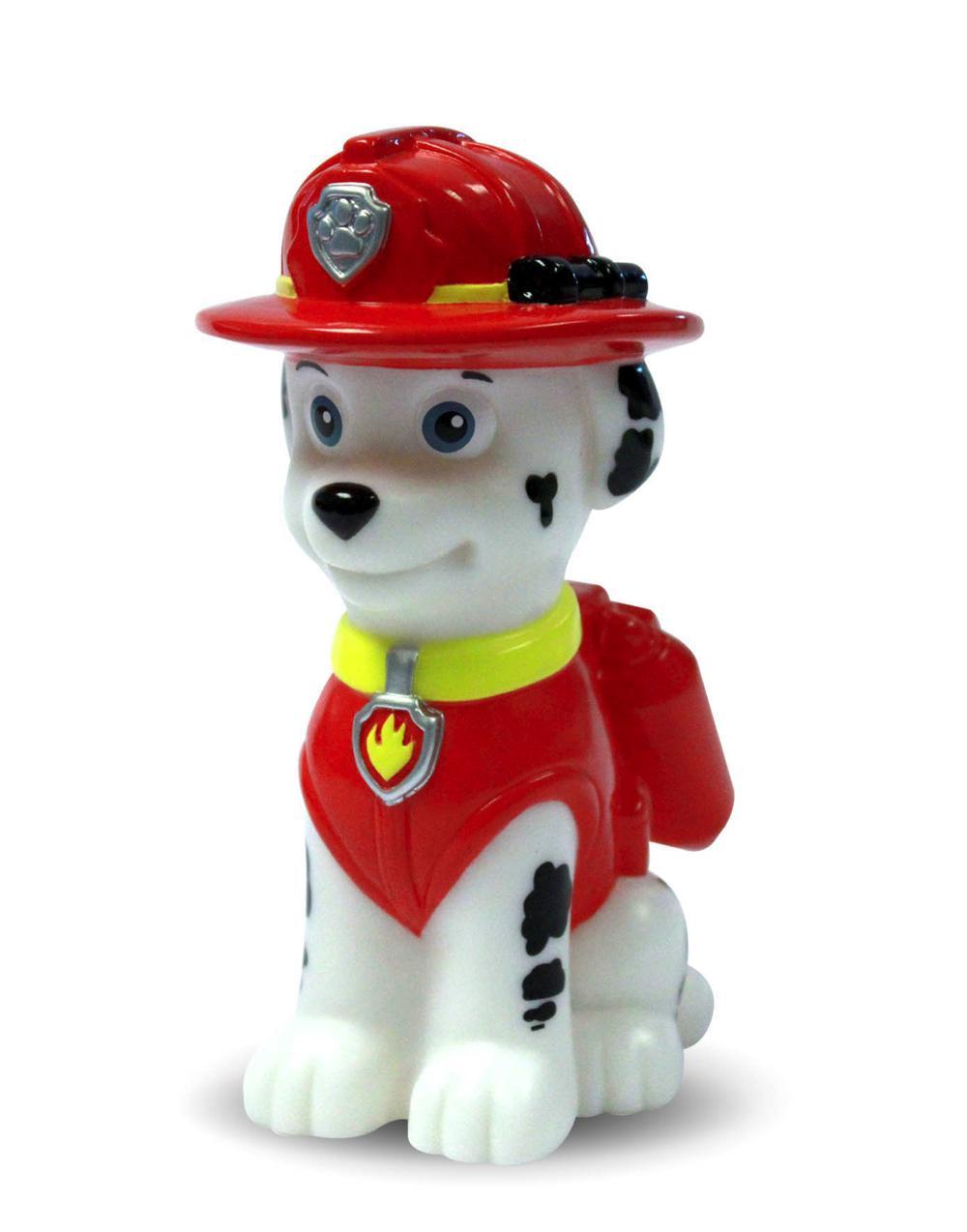 Figurine lumineuse  Pat' Patrouille Marshall