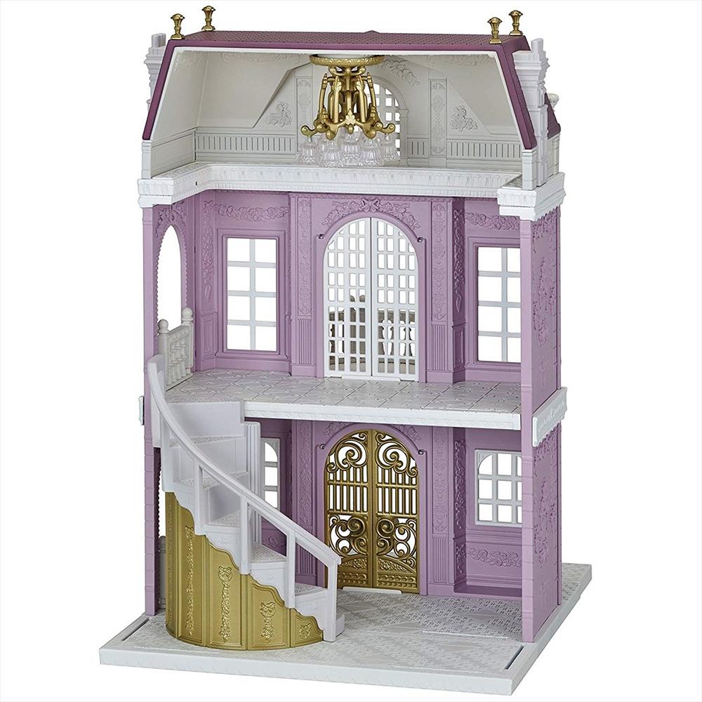 Calico - Elegant town manor gift set