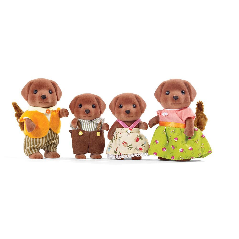 Calico - Famille de Labrador Brun