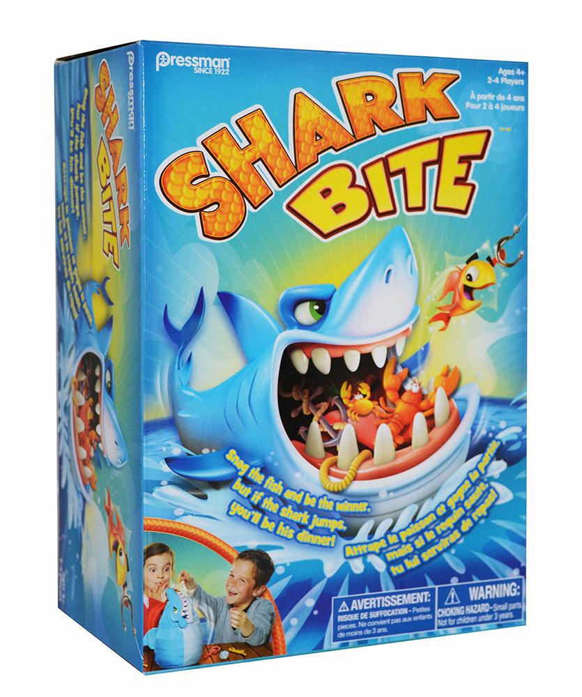 Jeu Shark Bite (Fish Trouille) Version bilingue
