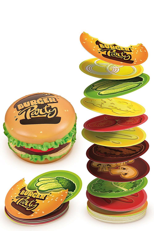 Jeu Burger Party Version française