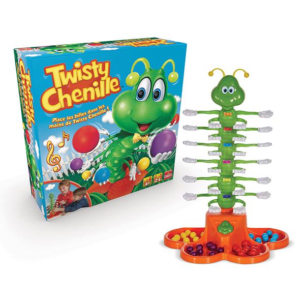 Jeu Twisty Chenille Version française
