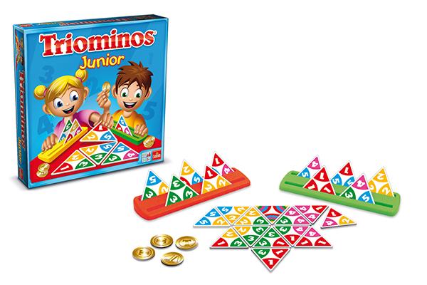 Jeu Triominos Junior Version française