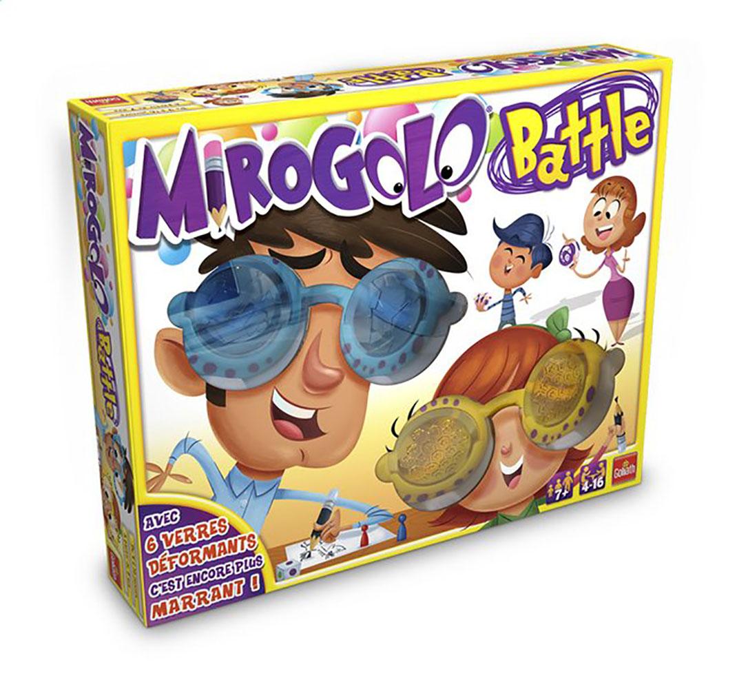 Jeu Mirogolo Battle Version française