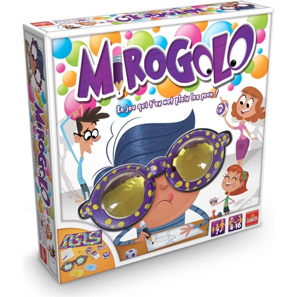 Jeu Mirogolo Version Française