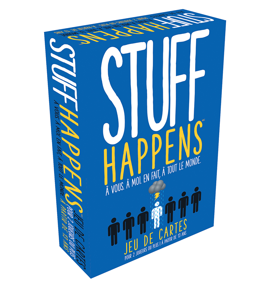 Jeu Stuff Happens Version française