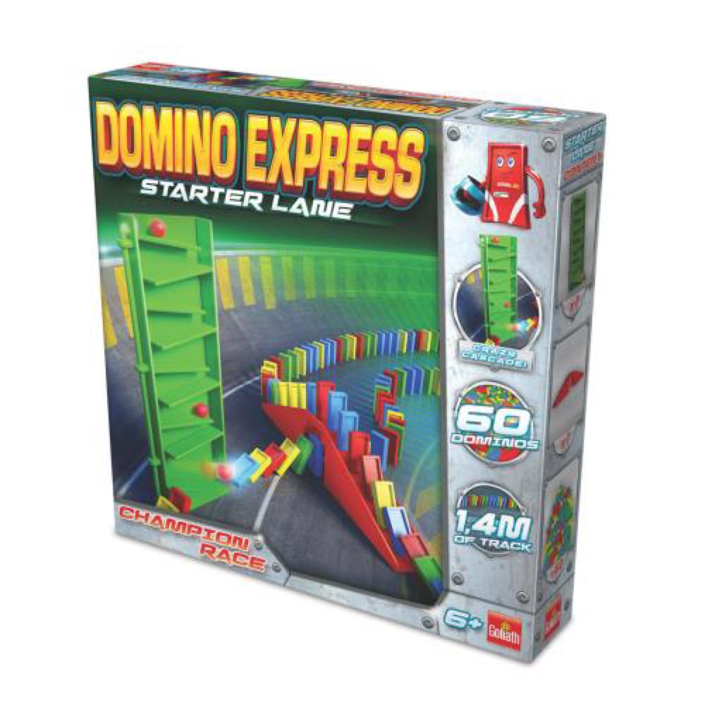 Jeu Domino Express Ligne de départ