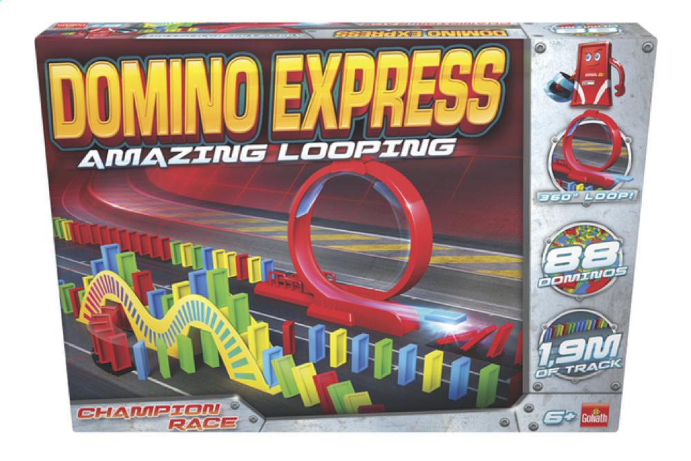Jeu Domino Express Grande boucle