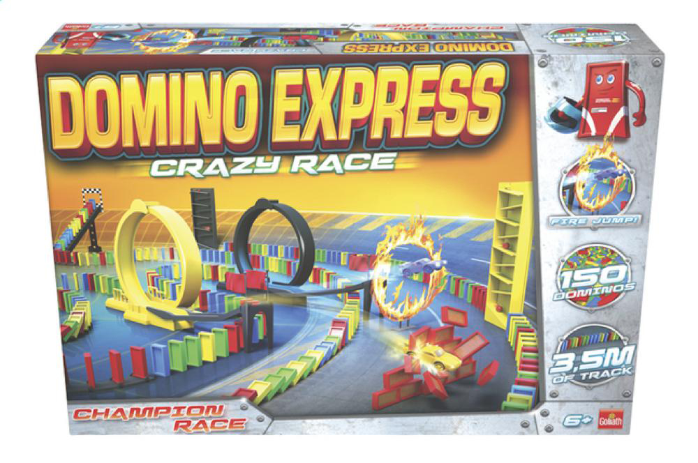 Jeu Domino Express Course folle