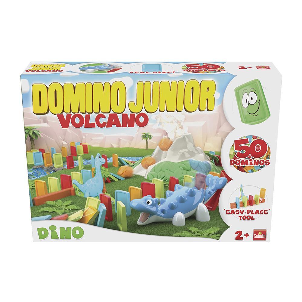 Jeu Domino JR Volcano