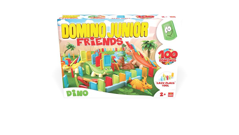 Jeu Domino JR Friends