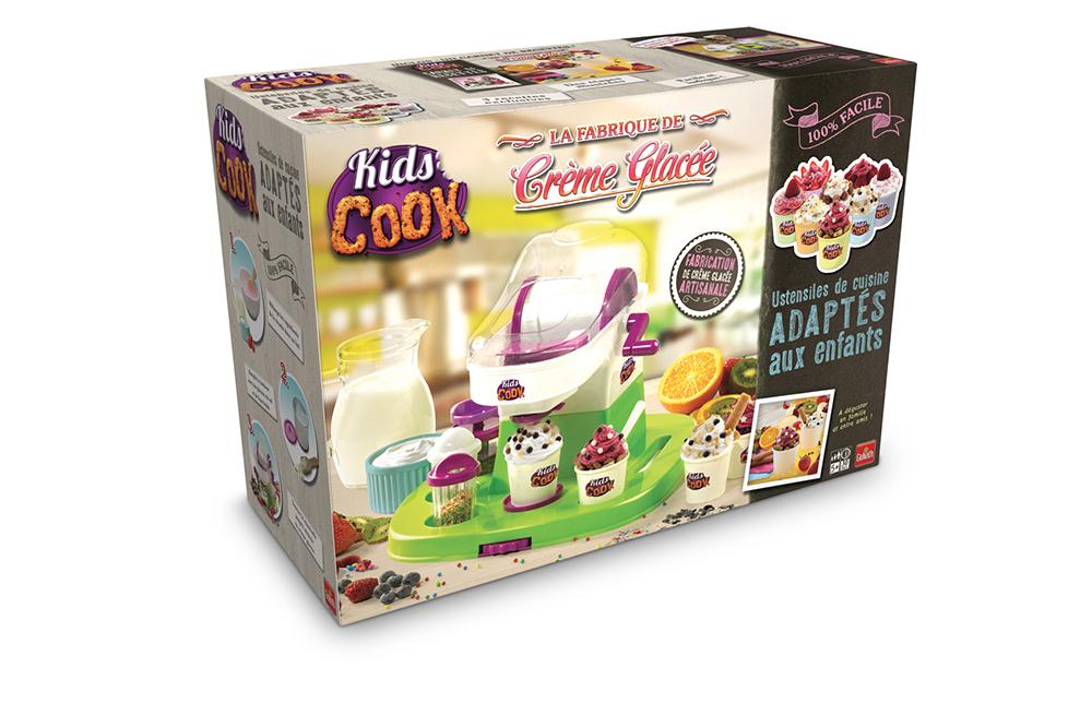 La fabrique de crème glacée Version française