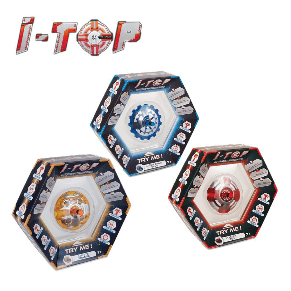 I-Top Toupie assorties