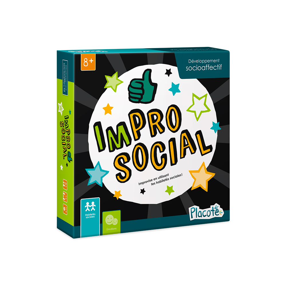 Jeu ImPro social