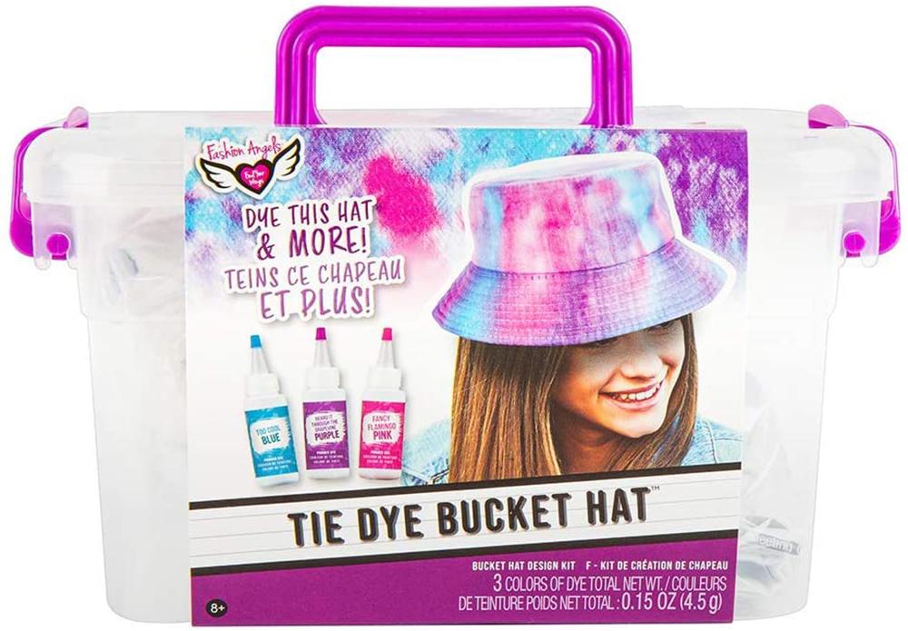 Fashion Angels- Création de chapeau Tie Dye