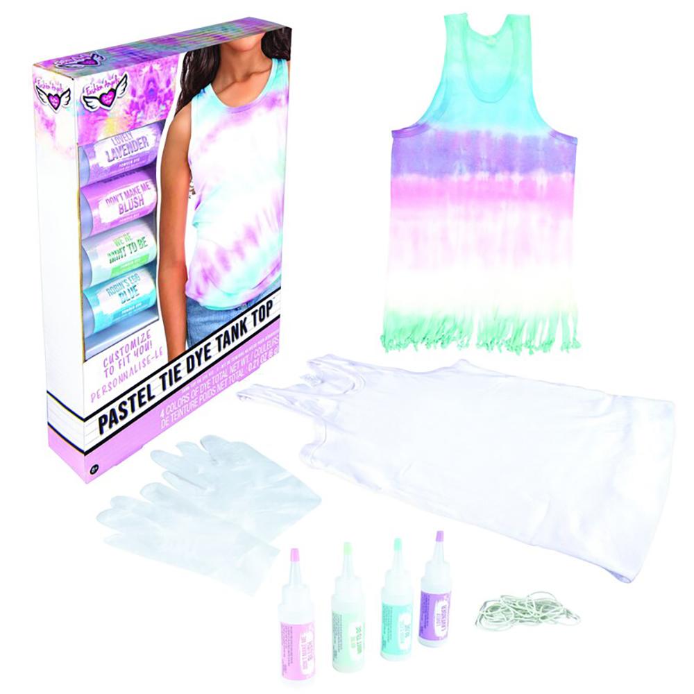 Fashion Angels - Débardeur Tie Dye pastel