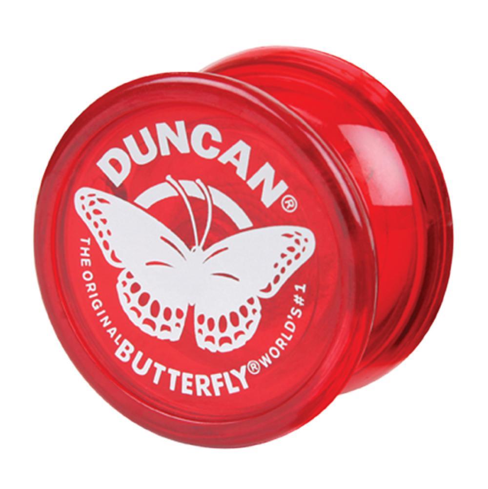 Duncan - Yo-Yo Papillon assortis