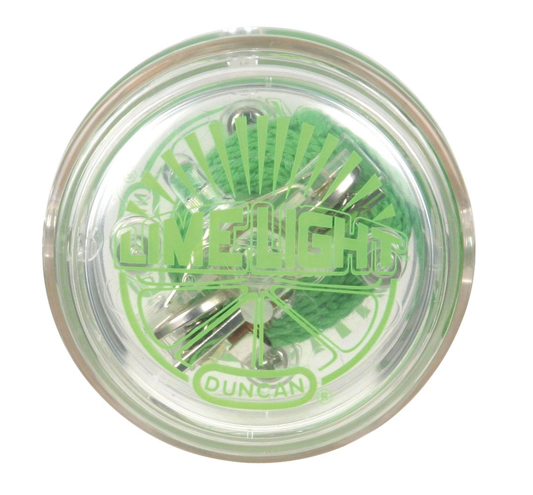 Duncan - Yo-Yo Lime Light assortis