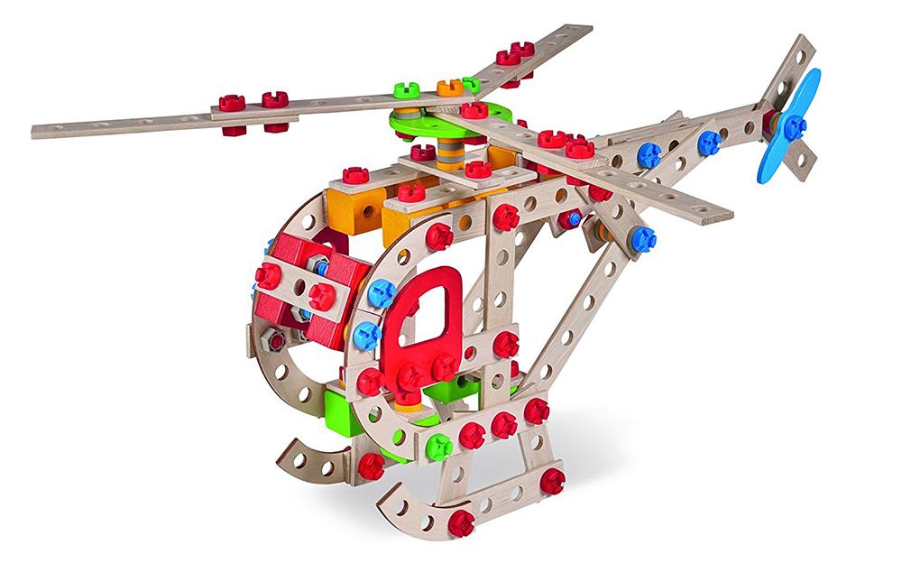 Eichhorn Construction Hélicoptère 225  pièces
